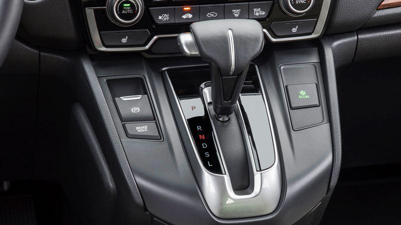Hình ảnh chi tiết Honda CR-V 2018 hoàn toàn mới - Ảnh 13