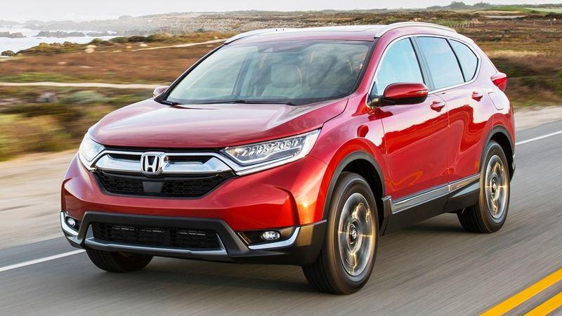 Hình ảnh chi tiết Honda CR-V 2018 hoàn toàn mới - Ảnh 7