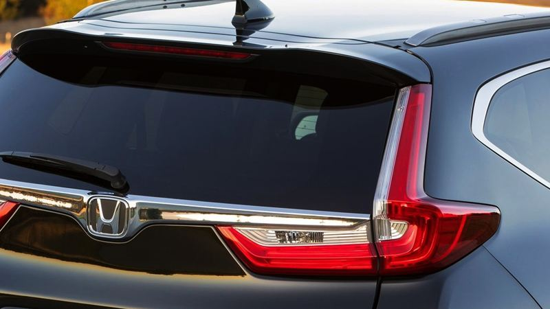 Hình ảnh chi tiết Honda CR-V 2018 hoàn toàn mới - Ảnh 6
