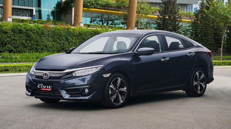 So sánh Hyundai Elantra Sport 2018 và Honda Civic 2017