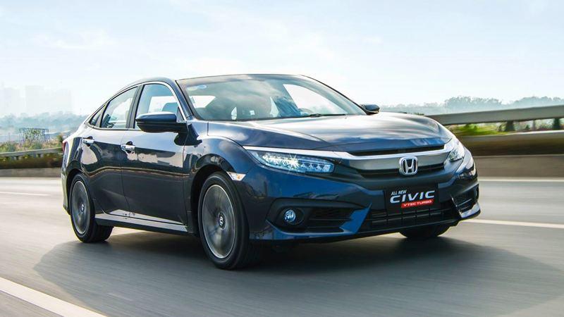 Hình ảnh và thông số kỹ thuật Honda Civic 2017 tại Việt Nam - Ảnh 15