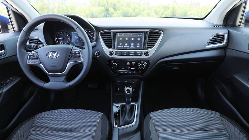 Hình ảnh chi tiết Hyundai Accent 2018 thế hệ mới - Ảnh 9
