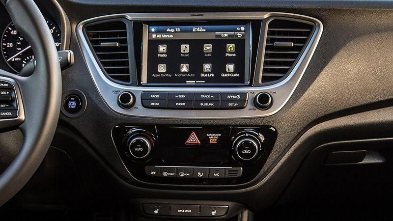 Hình ảnh chi tiết Hyundai Accent 2018 thế hệ mới - Ảnh 11
