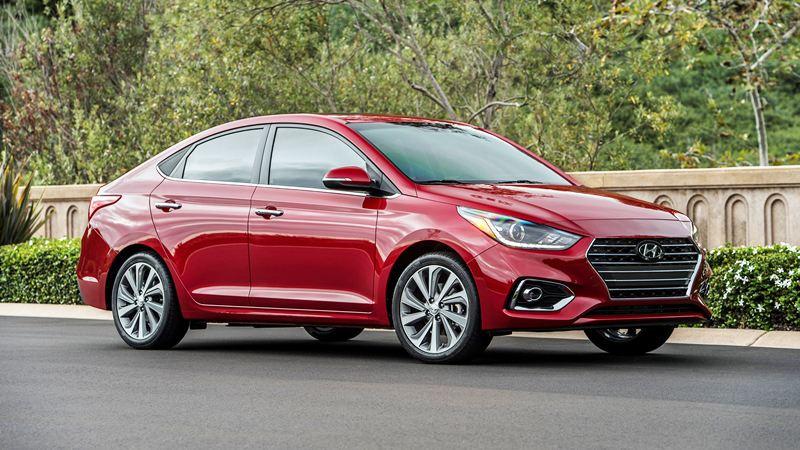 Hình ảnh chi tiết Hyundai Accent 2018 thế hệ mới - Ảnh 15