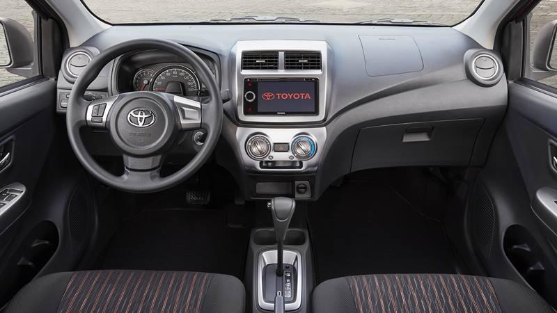 Chi tiết xe Toyota Wigo 2018-2019 tại Việt Nam - 1.2MT và 1.2AT - Ảnh 4