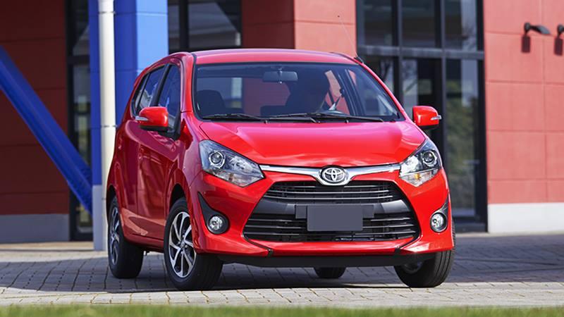 Chi tiết xe Toyota Wigo 2018-2019 tại Việt Nam - 1.2MT và 1.2AT - Ảnh 1