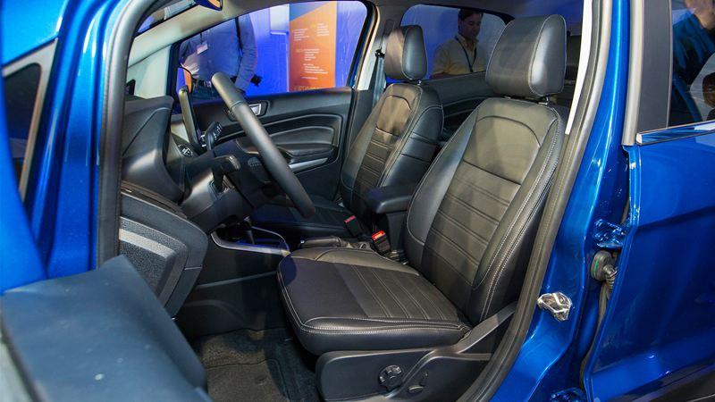 Chi tiết phiên bản Ford EcoSport Titanium 1.0L EcoBoost 2018 - Ảnh 9