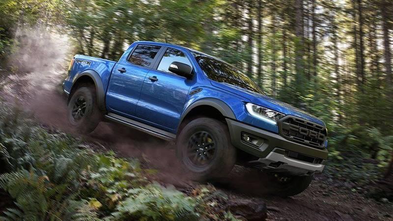 Chi tiết xe Ford Ranger Raptor 2018-2019 mới tại Việt Nam - Ảnh 1