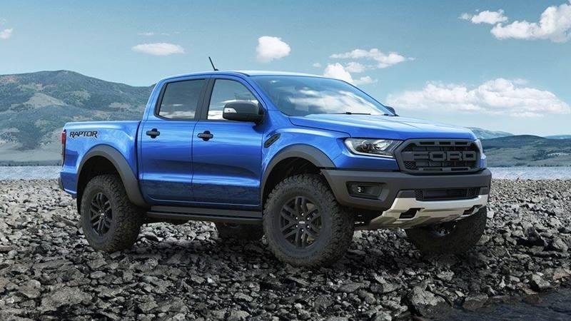 Chi tiết xe Ford Ranger Raptor 2018-2019 mới tại Việt Nam - Ảnh 2