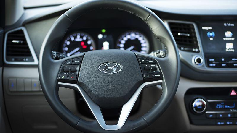Thông số kỹ thuật xe Hyundai Tucson 2018 lắp ráp tại Việt Nam - Ảnh 10