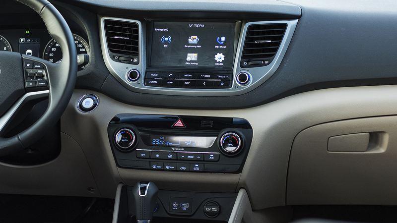 Thông số kỹ thuật xe Hyundai Tucson 2018 lắp ráp tại Việt Nam - Ảnh 11