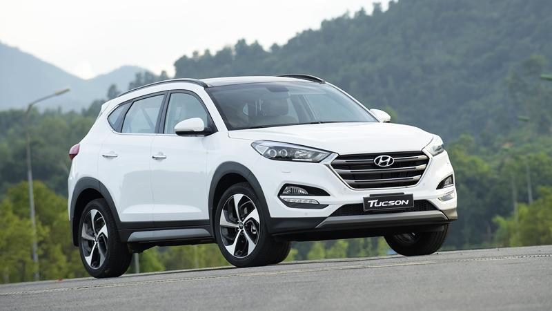 Thông số kỹ thuật xe Hyundai Tucson 2018 lắp ráp tại Việt Nam - Ảnh 1