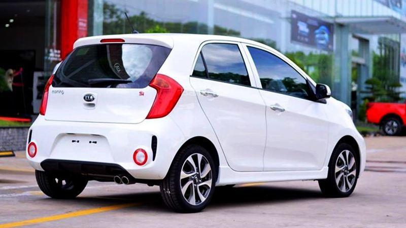 So sánh xe KIA Morning và Toyota Wigo 2018 tại Việt Nam - Ảnh 5
