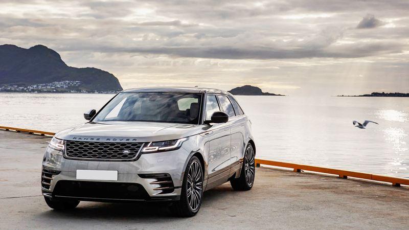 Range Rover Velar cực hầm hố với bản độ Startech - Hình 1
