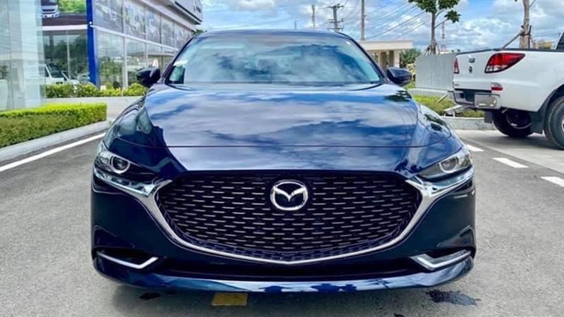 Chi tiết xe Mazda 3 Luxury 2020 - phiên bản bán chạy nhất - Ảnh 3