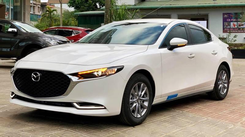 Chi tiết xe Mazda 3 Luxury 2020 - phiên bản bán chạy nhất - Ảnh 1