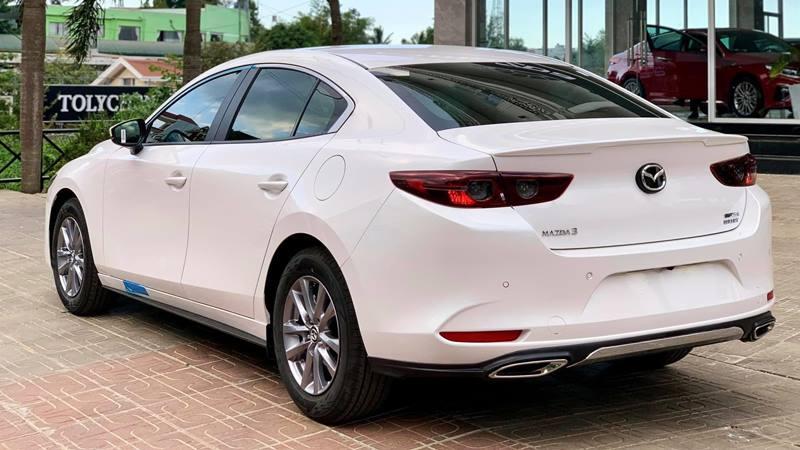 Chi tiết xe Mazda 3 Luxury 2020 - phiên bản bán chạy nhất - Ảnh 6