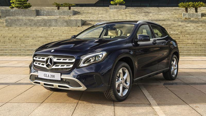Bảng giá xe Mercedes 2020 mới tại Việt Nam - Ảnh 14