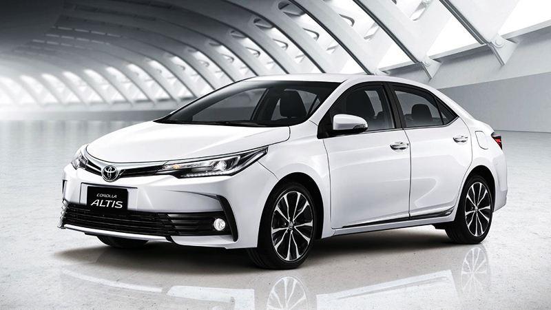 Toyota Altis 2018
