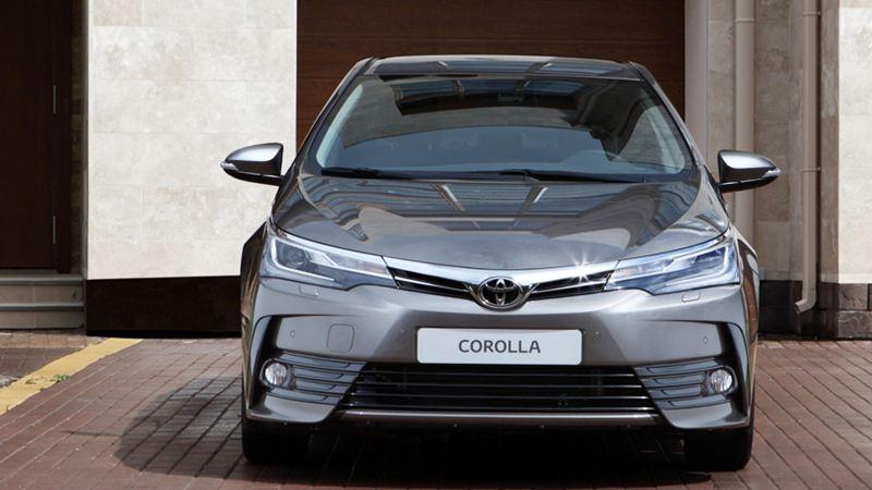 Trang bị tính năng Toyota Altis 2018 bản 2.0V Luxury và 1.8E CVT - Ảnh 2
