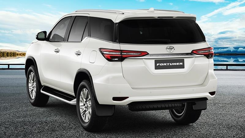 Chi tiết xe Toyota Fortuner Máy Xăng 2021 mới tại Việt Nam - Ảnh 3