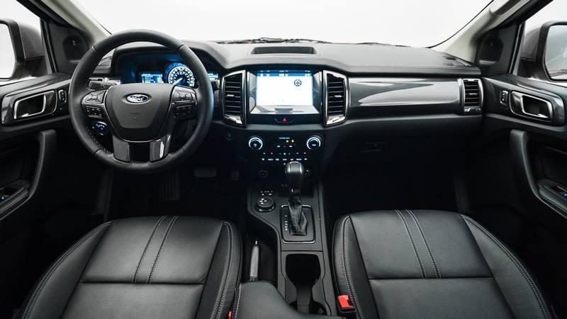 Chi tiết Ford Everest 2018-2019 bản cao cấp 2.0L Bi-Turbo 4x4 Titanium - Ảnh 4