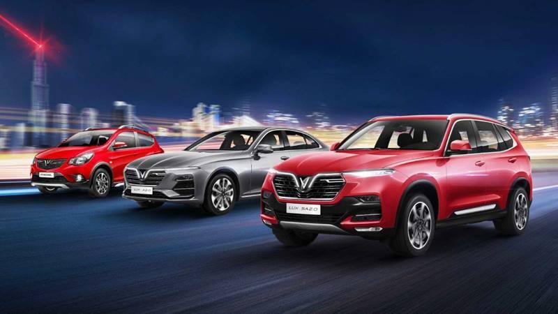 Chính sách bán hàng giá mới xe ô tô VinFast áp dụng từ 1/11/2020 - Ảnh 1