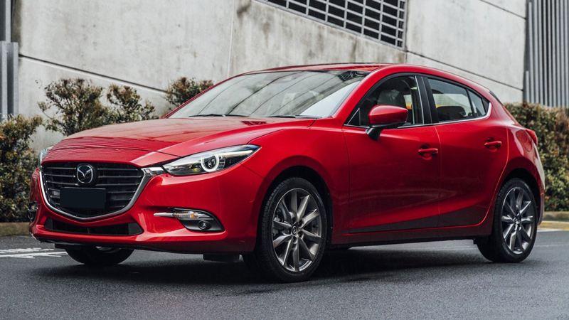 Sách hướng dẫn sử dụng xe Mazda 3