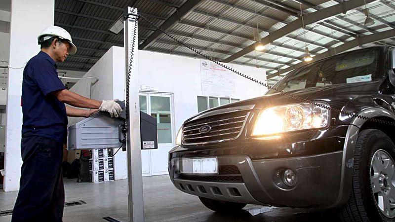 Quy trình làm giấy tờ, đăng ký xe cấp biển số, đăng kiểm xe ô tô mới  - Ảnh 3