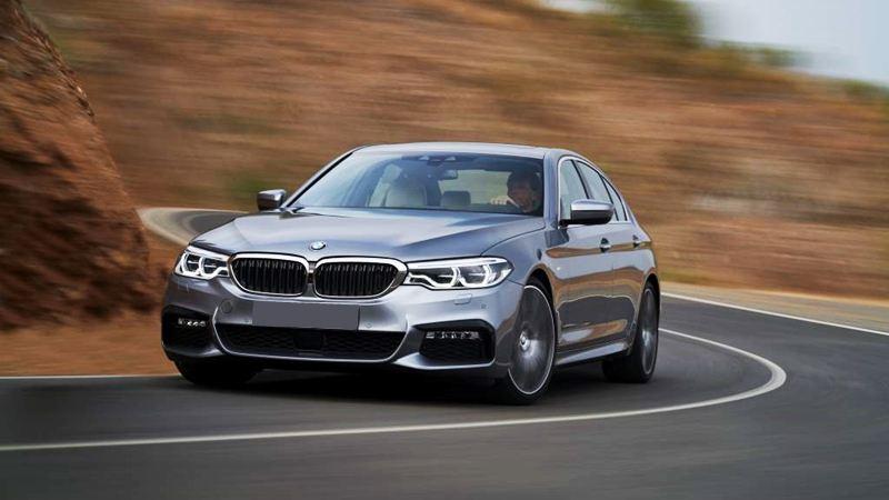 Những điểm nổi bật trên BMW 5-Series 2018 thế hệ mới - Ảnh 1