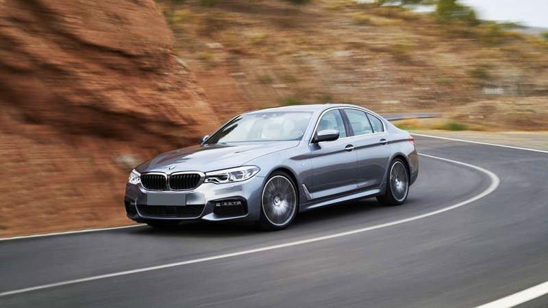 Những điểm nổi bật trên BMW 5-Series 2018 thế hệ mới - Ảnh 4