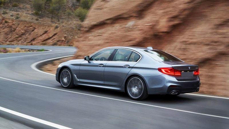 Những điểm nổi bật trên BMW 5-Series 2018 thế hệ mới - Ảnh 7
