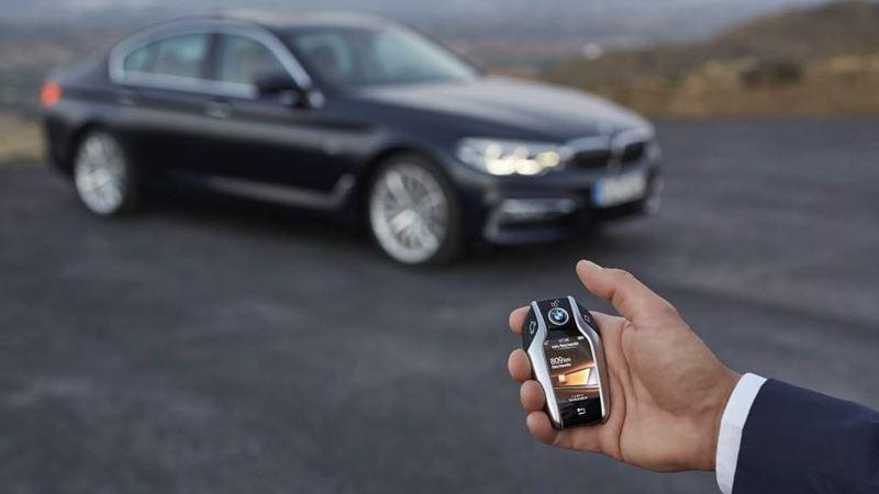 Những điểm nổi bật trên BMW 5-Series 2018 thế hệ mới - Ảnh 12