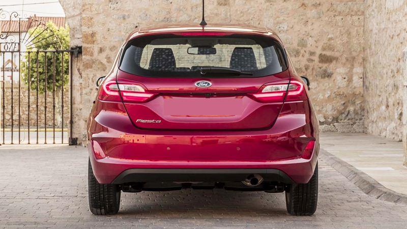 Đánh giá xe Ford Fiesta 2018 thế hệ mới - Ảnh 4