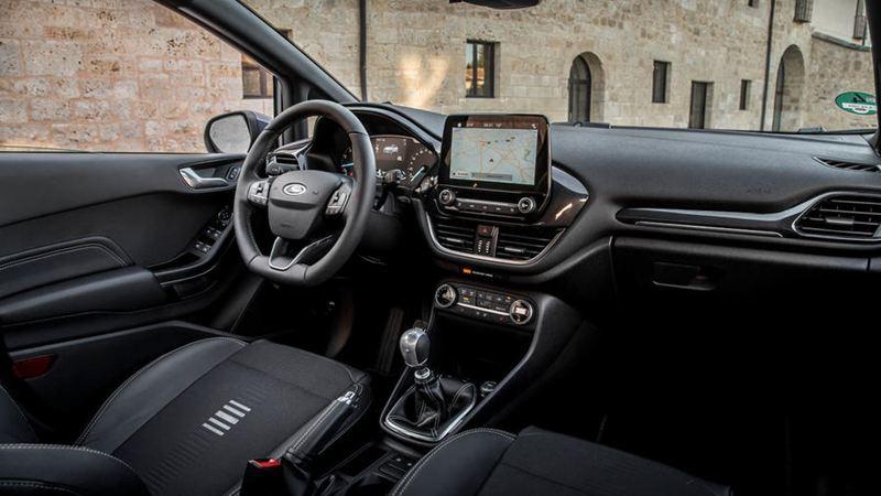 Đánh giá xe Ford Fiesta 2018 thế hệ mới - Ảnh 11