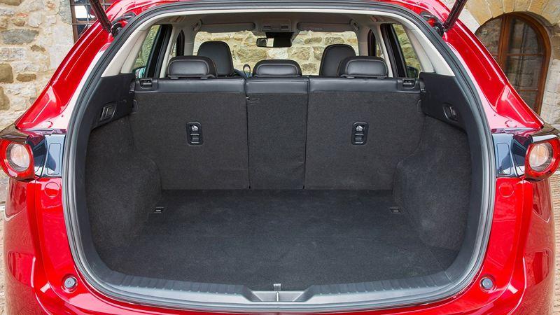 So sánh xe Mazda CX-5 2018 và Peugeot 3008 2018 - Ảnh 17