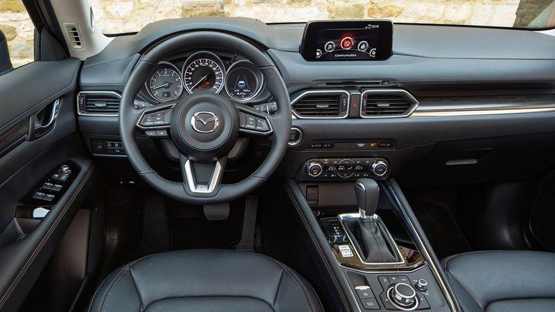 So sánh xe Mazda CX-5 2018 và Peugeot 3008 2018 - Ảnh 10
