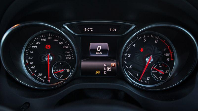 Đánh giá xe Mercedes GLA 2018 - Ảnh 13