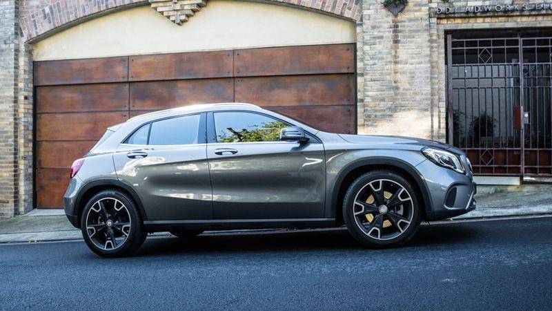 Đánh giá xe Mercedes GLA 2018 - Ảnh 17