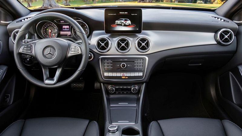 Đánh giá xe Mercedes GLA 2018 - Ảnh 8