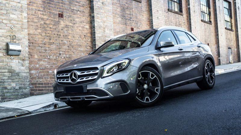 Đánh giá xe Mercedes GLA 2018 - Ảnh 16