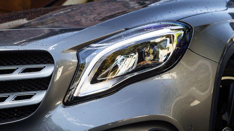 Đánh giá xe Mercedes GLA 2018 - Ảnh 4