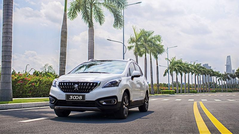 Đánh giá xe Peugeot 3008 2017 - Ảnh 1