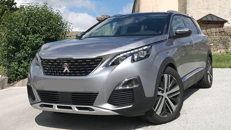 Những điểm nổi bật trên Peugeot 5008 2018 hoàn toàn mới - Ảnh 1