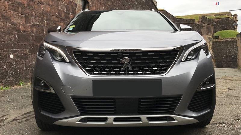 Những điểm nổi bật trên Peugeot 5008 2018 hoàn toàn mới - Ảnh 2