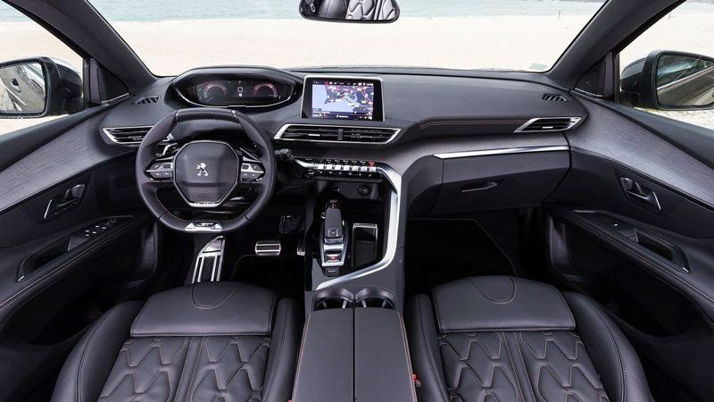 Thông số kỹ thuật chi tiết xe 7 chỗ Peugeot 5008 2018 tại Việt Nam - Ảnh 5