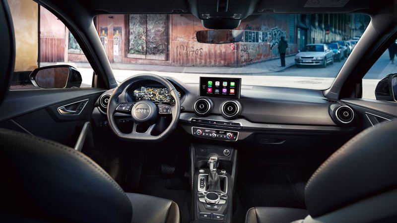 xe Audi Q2 2018