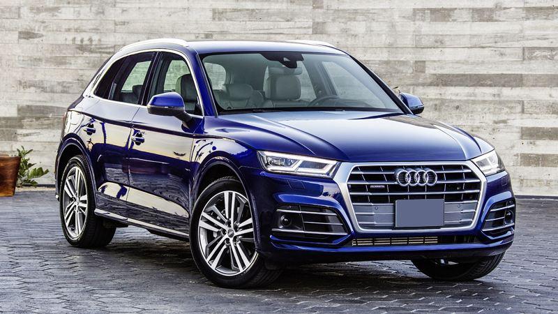 Giá xe Audi Q5 2018 - Hình 1