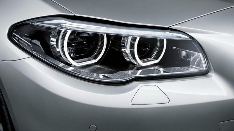 Chi tiết BMW 5-Series 2018 phiên bản G30 520d máy dầu - Ảnh 7