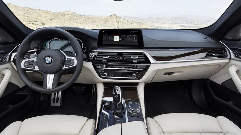Chi tiết BMW 5-Series 2018 phiên bản G30 520d máy dầu - Ảnh 10